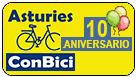 Asturies ConBici - 10 aniversario