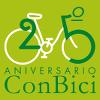 ConBici - 25 aniversario