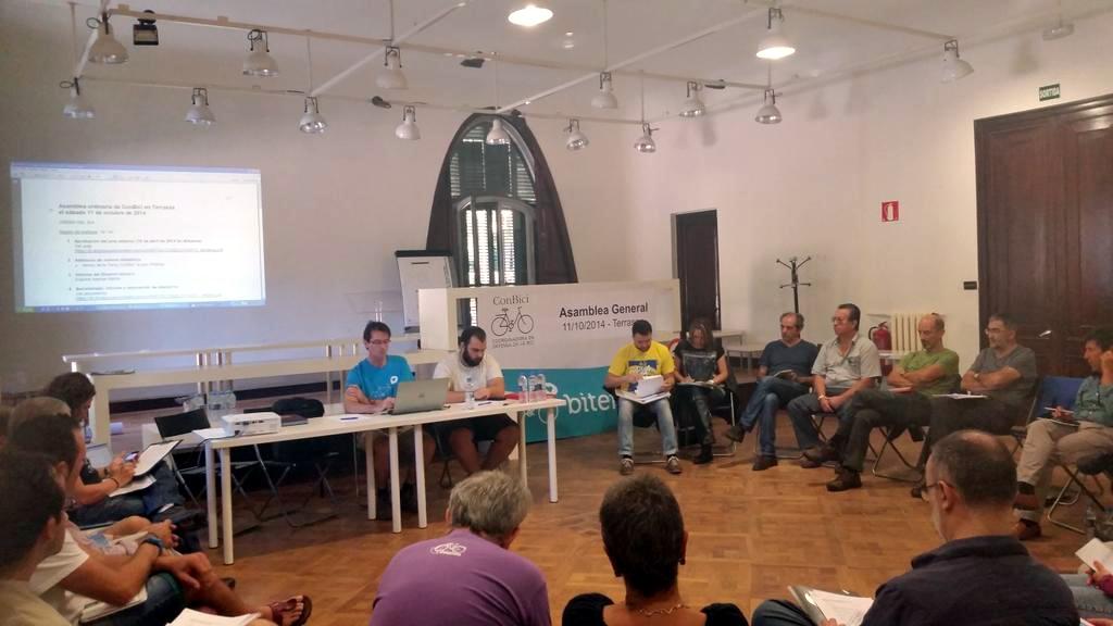 Asamblea de conbici 2014 en terrassa - Masias en terrassa ...