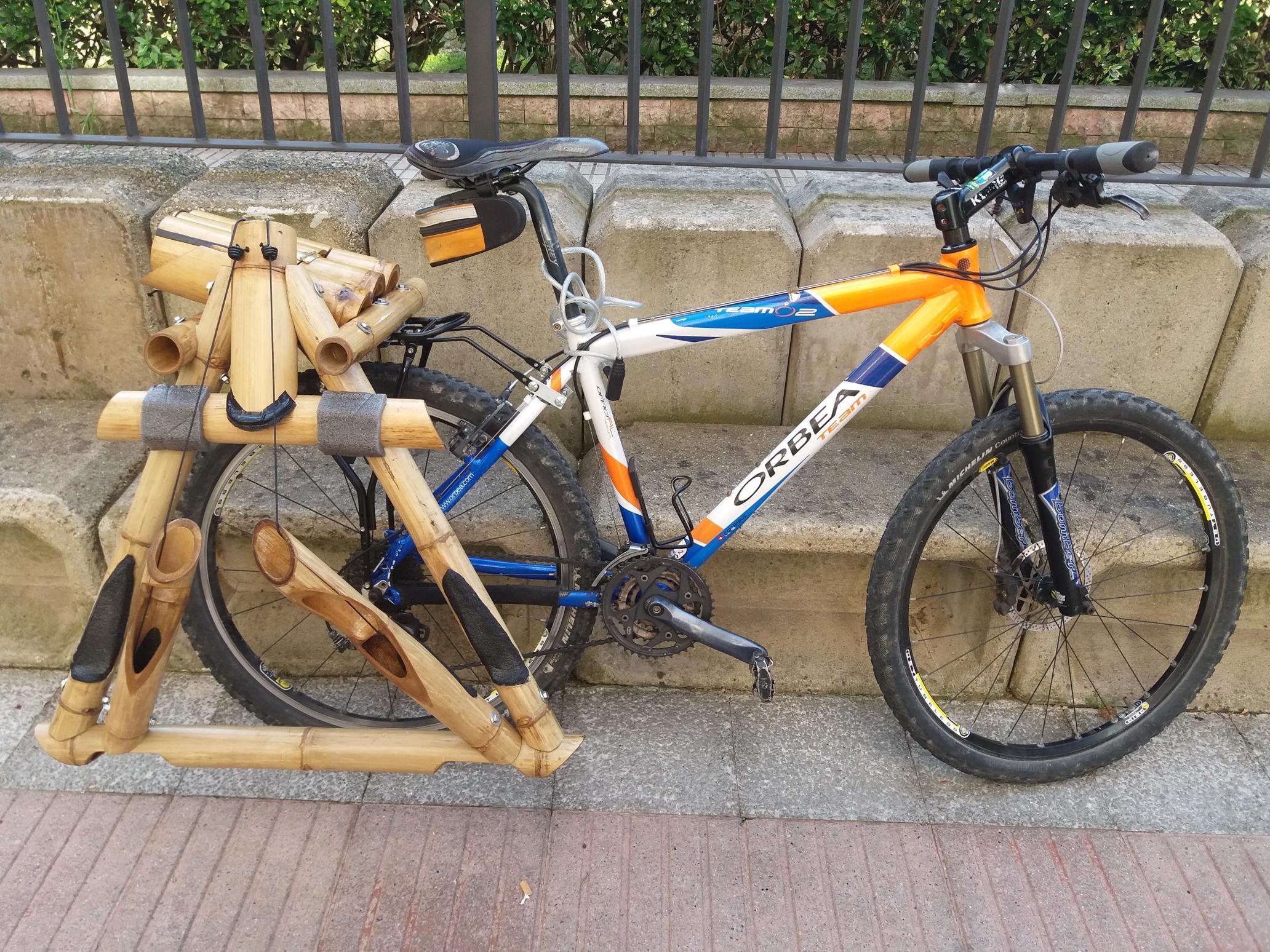 Bicicletas robadas