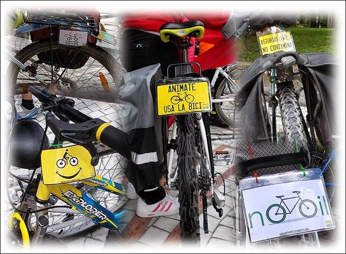 Asturias con niños: IV En Bici por Oviedo